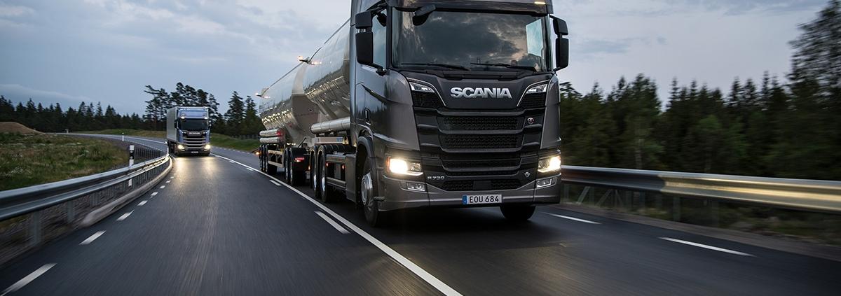 Estabilidade e segurança nos caminhões