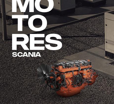imagem box motores scania