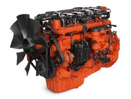 imagem de motor para aplicações industriais de 9 litros