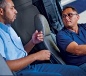 imagem motoristas scania fleet care