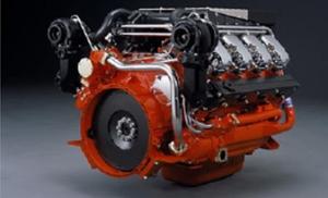 imagem motor 16 litros