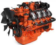 imagem motor gerador de energia a gás de 16 litros