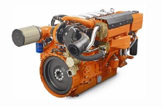 imagem motor de propulsão 13 litros