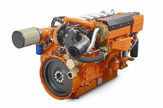 imagem motor de propulsão 16 litros