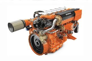 imagem motor de propulsão 9 litros