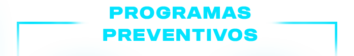 imagem texto programas preventivos
