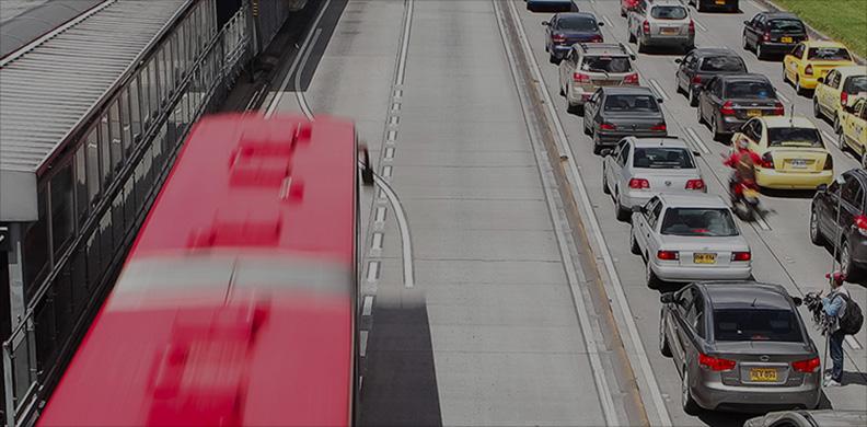 imagem mobilidade ônibus urbanos