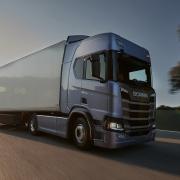 imagem caminhão actcruise