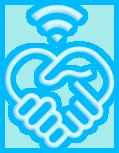 ícone digital dealer