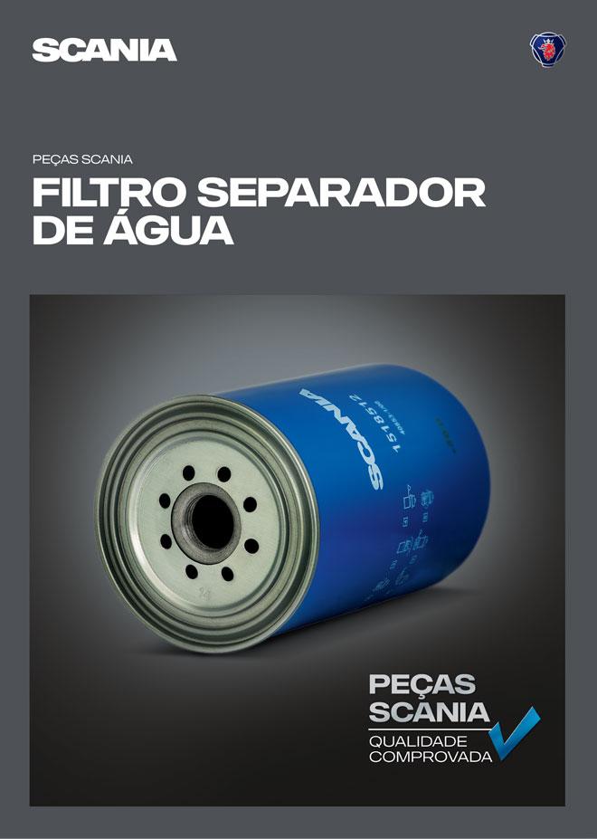 Filtro Separador de Água